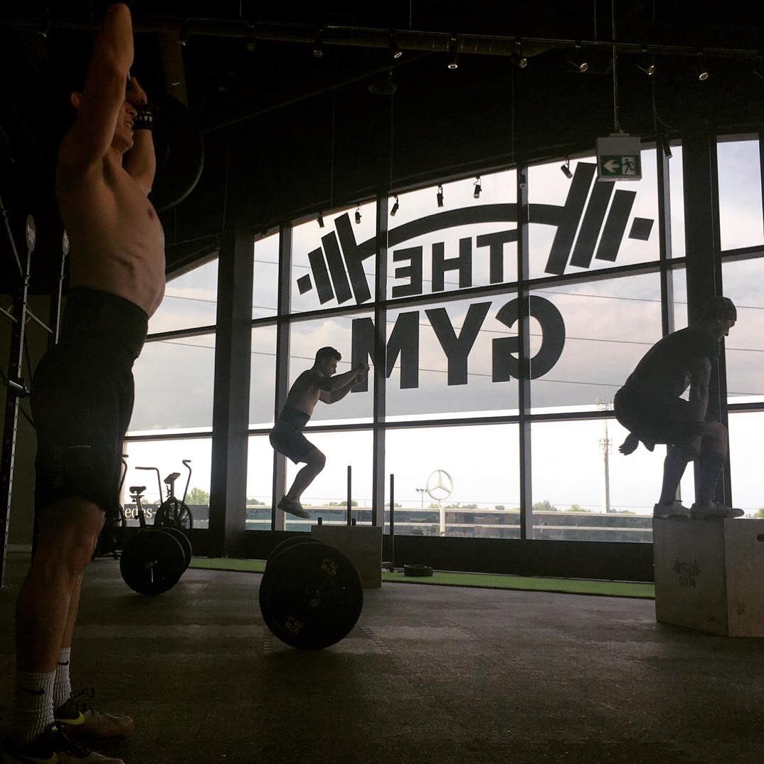 Markham CrossFit 2