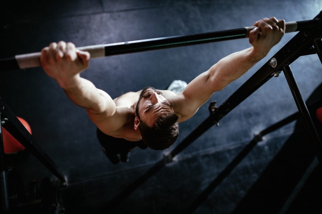 Strict-Pull-Up-Training