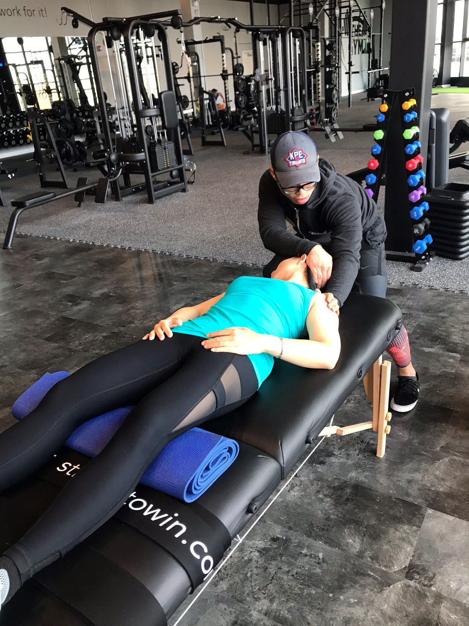 Markham Fascial Stretch Therapy | The Markham Gym